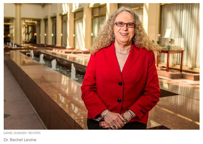 USA Rachel Levin Sottosegretaria alla Salute e transgender