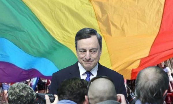 DDL Zan, i Dem e Mario Draghi