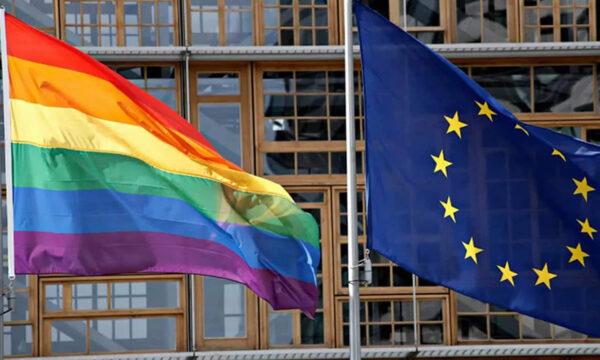 L'Unione Europea è 'Zona di Libertà LGBT+'