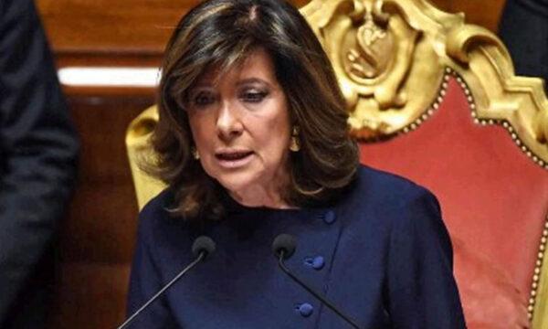 DDL Zan, la Presidente del Senato Casellati ha abbinato i testi di Legge