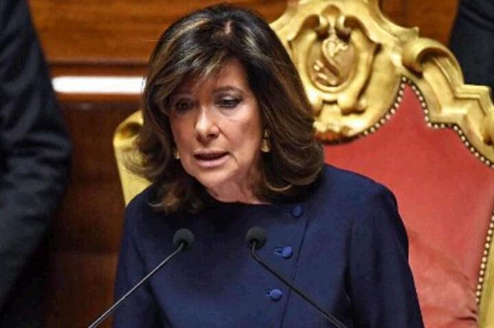 DDL Zan, la Presidente del Senato Casellati ha abbinato i testi di Legge (MadonieLive.com)