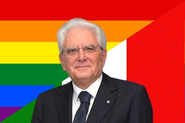 17 maggio, il messaggio del Presidente Mattarella contro l'omotransfobia