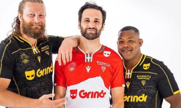 Francia, Grindr sponsorizza squadra di rugby