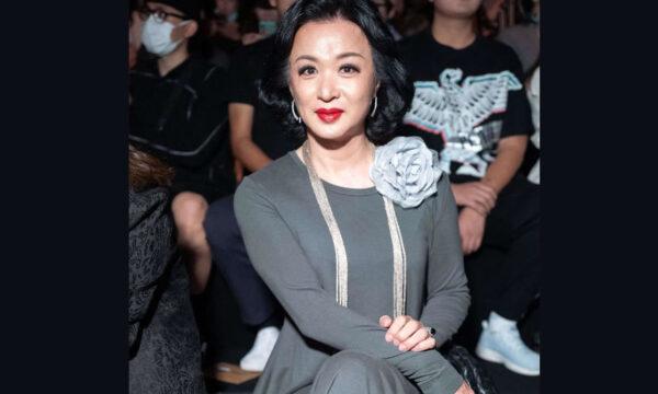 Dior sceglie Jin Xing, prima transgender cinese
