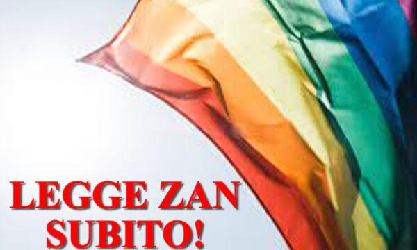 DDL Zan in Aula e il pericolo Italia Viva