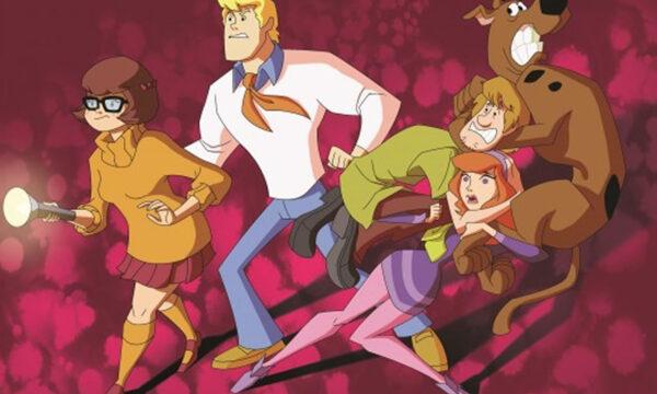 Coming out anche nel cartone di Scooby-Doo