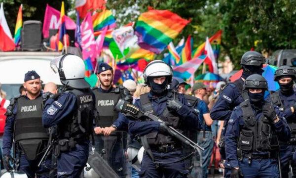 Nella Polonia omotransfobica i Pride non si fermano