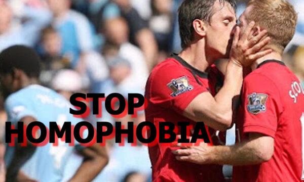 Premier League: ‹‹ Sono gay ma ho il terrore che lo scoprano››